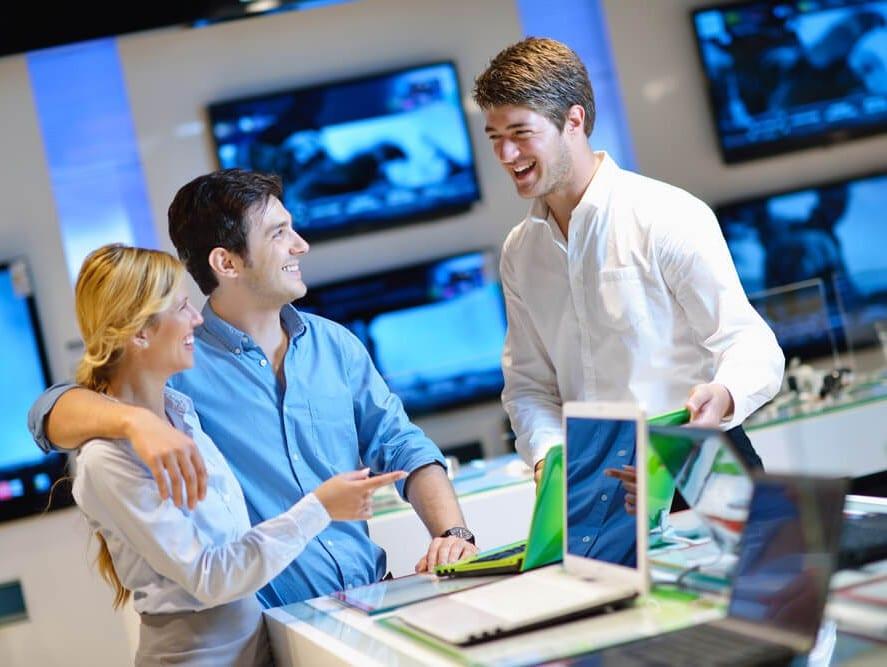 Verkaufsgespräch © shutterstock